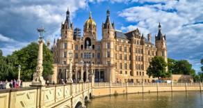 Schloss Schwerin, das Juwel unter den Sehenswürdigkeiten