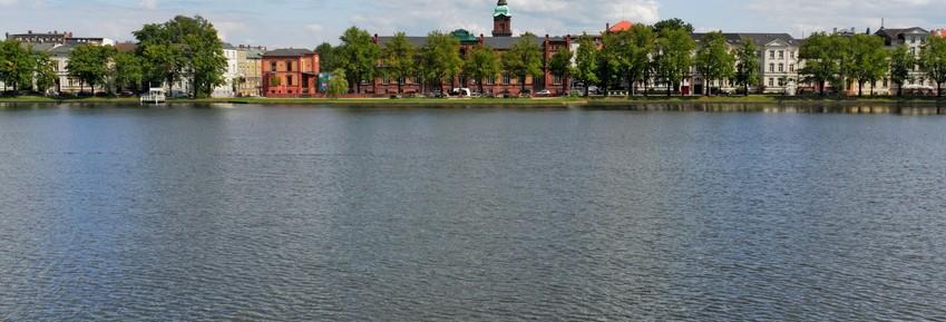 Die Schweriner Seenlandschaft als Publikumsmagnet von Mecklenburg-Vorpommern